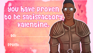 Happy (Nick) Valentine's Day! Get Your Fallout 4 Cards Now