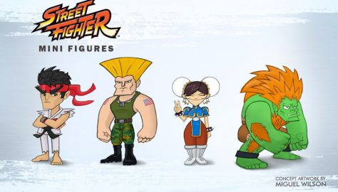 Street Fighter Collectibles