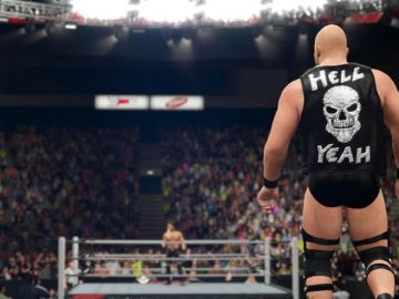 WWE And 2K Games Sign New 'Multi-Year Exclusive Agreement' For WWE 2K Games