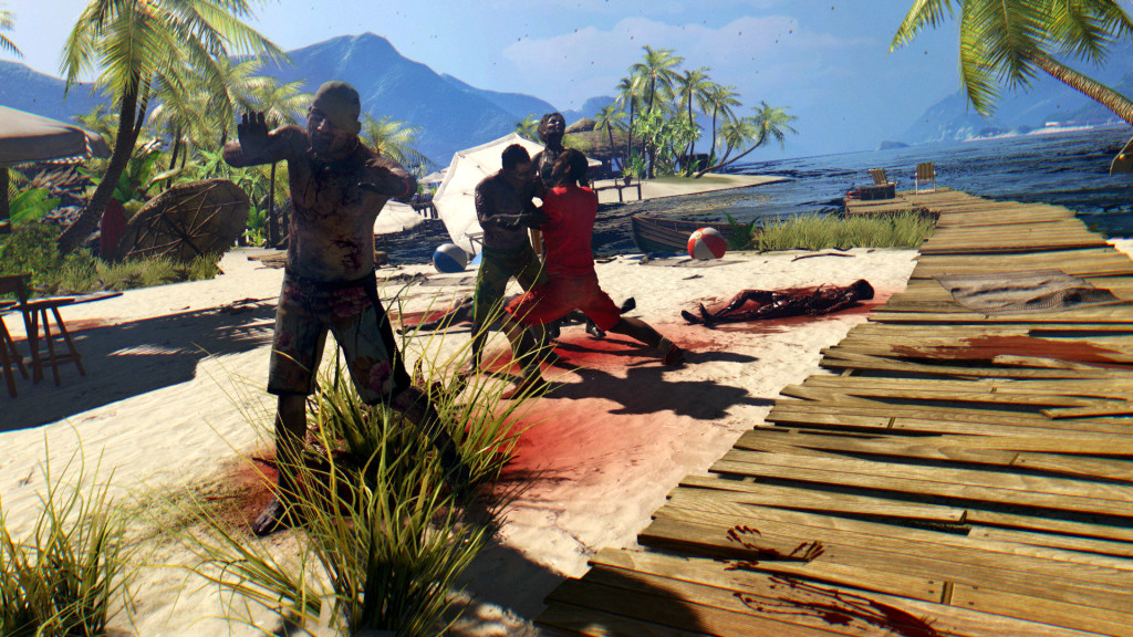 Dead Island Definitive Edition PS4 Requires Download of Dead Island Riptide