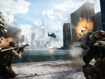 Battlefield 4 Has No Planned Content Updates