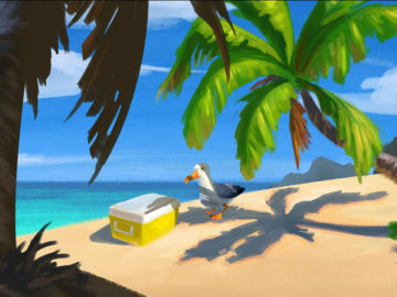 Gary the Gull Announced For PlayStation VR