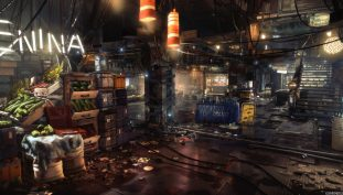 Microsoft Just Released A DirectX 12 Trailer With New Footage Of Deus Ex: Mankind Divided