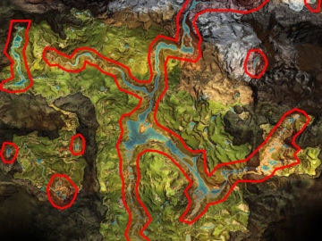 The Map In Far Cry Primal Is Built Off Of Far Cry 4