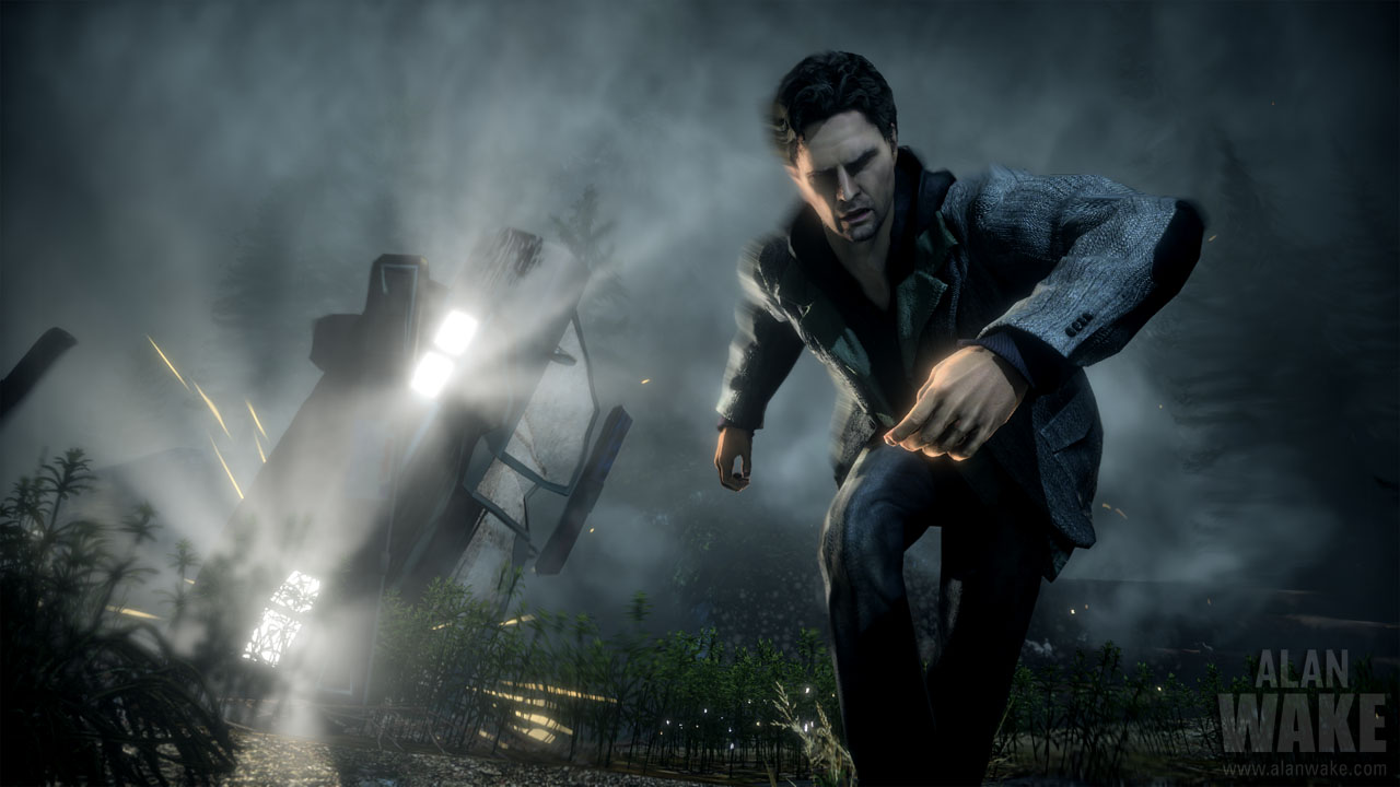 Alan Wake developer Remedy is working on two new games