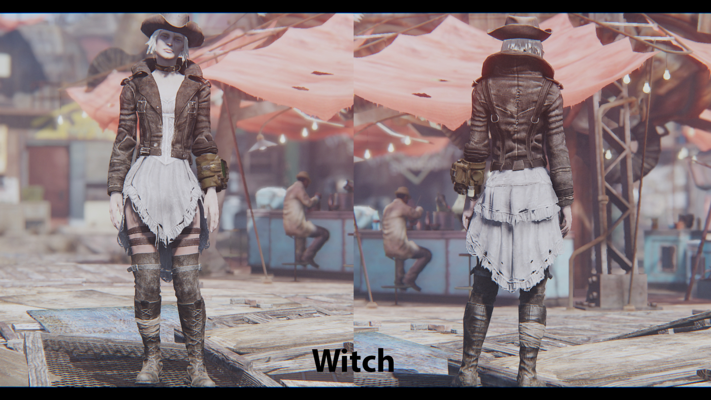 sexiest fallout 4 mods