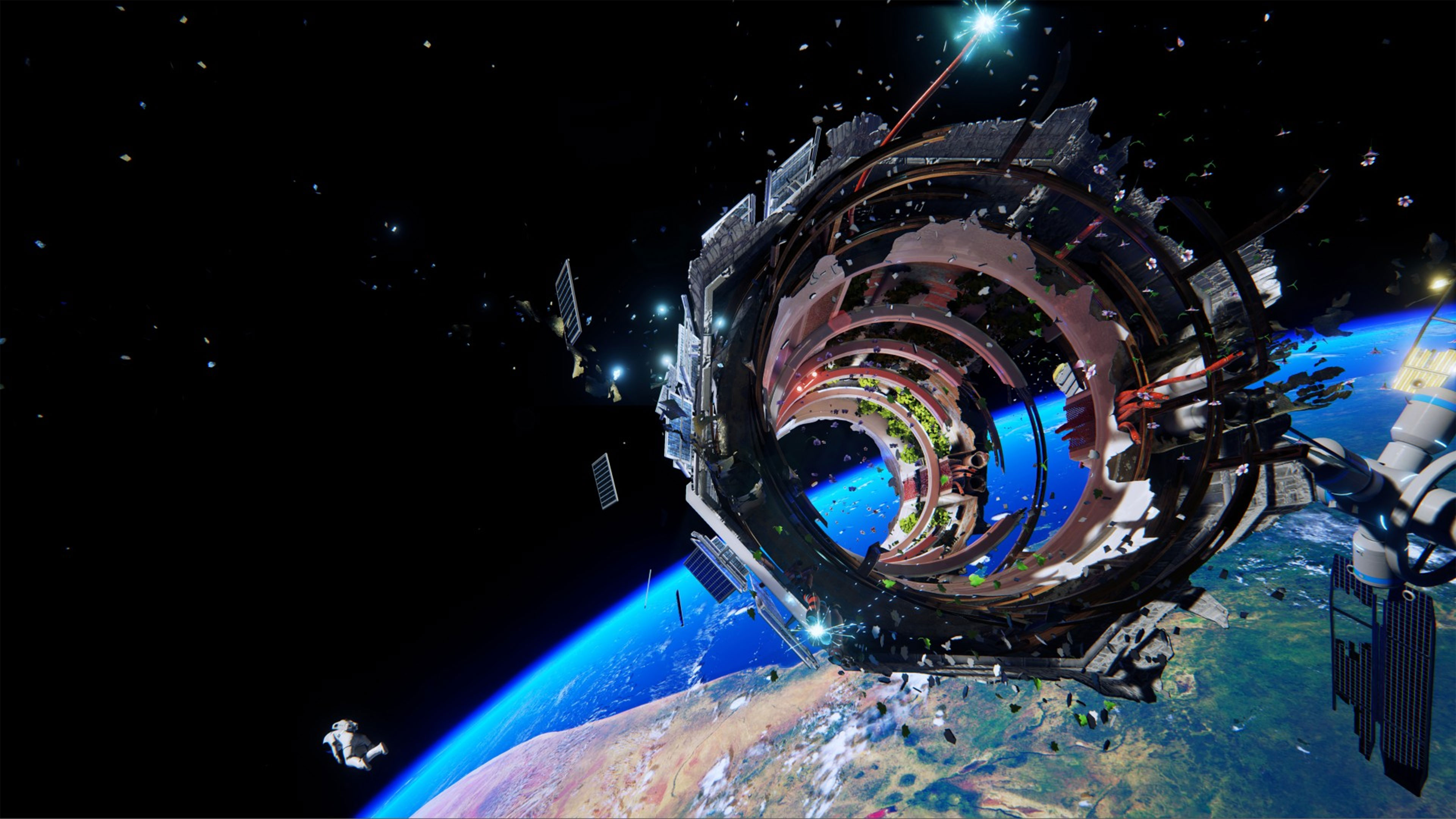 Engineering And Technology Ultra Hd Wallpapers: Adr1ft Wallpapers In Ultra HD