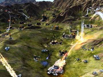 Ashes Of The Singularity Review: Best Laid Plans Of Mice And Post-Humans