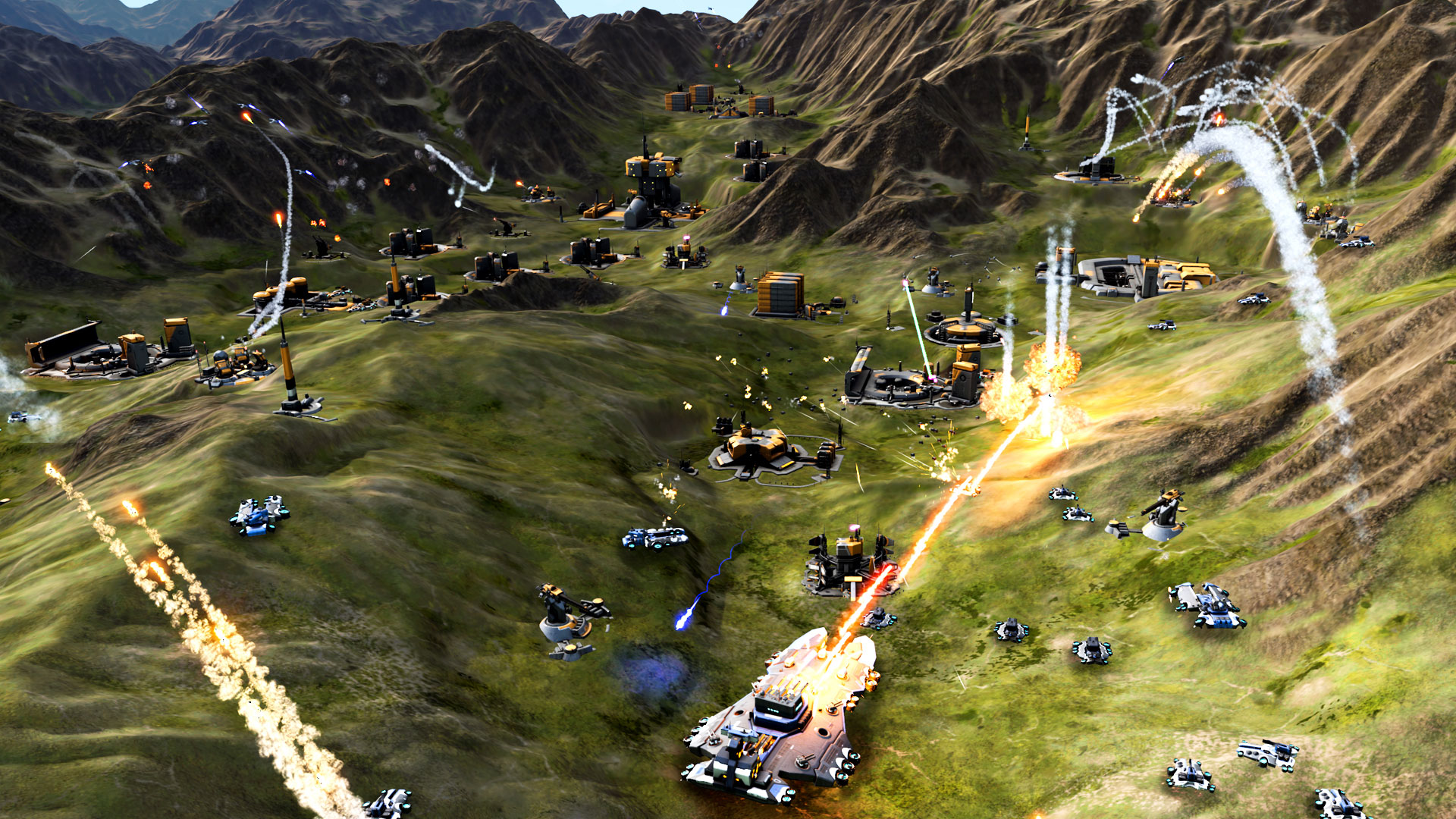 Ashes Of The Singularity Wallpapers In Ultra HD