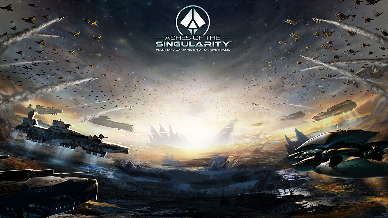 ashes of the singularity wallpapers in ultra hd | 4k