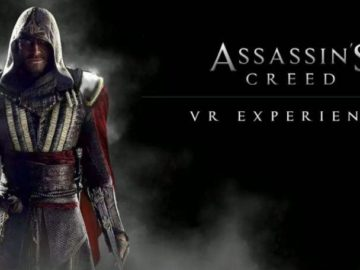 Assassin's Creed VR Experience Coming This Year