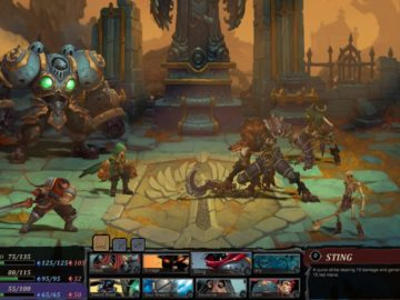 Battle Chasers: Nightwar Is A Final Fantasy-Inspired RPG From Darksiders Devs
