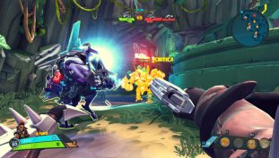 Battleborn Incursion Mode Preview: More Than A MOBA