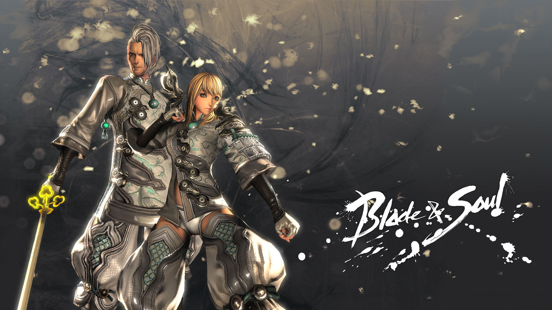 blade and soul wallpaper 4k