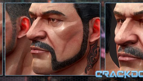 Crackdown 3 Facial Hair