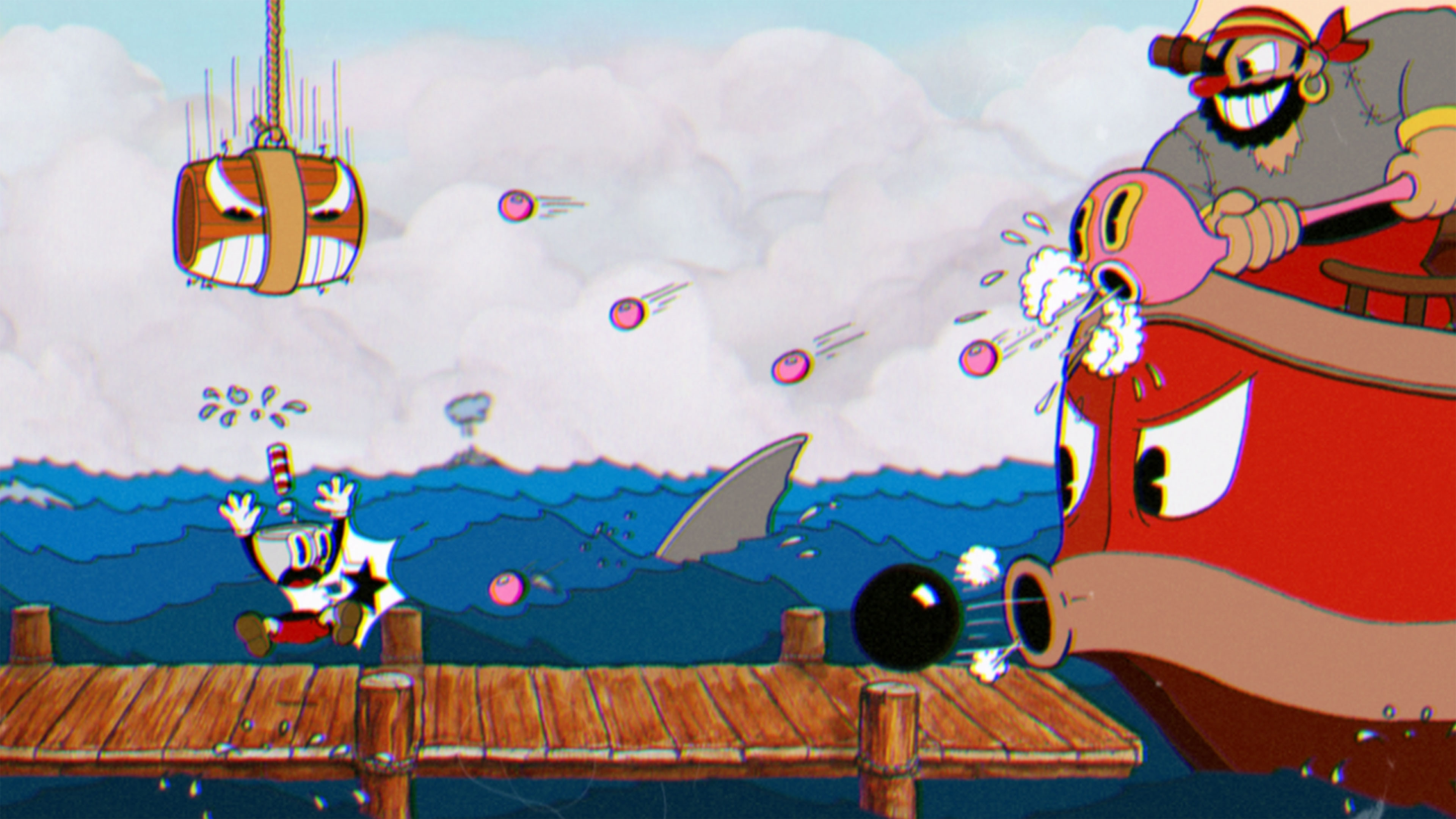 Cuphead Wallpapers In Ultra Hd 4k Gameranx