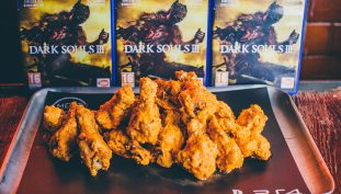 Win A PlayStation 4 And A Copy Of Dark Souls 3…By Eating Chicken Wings