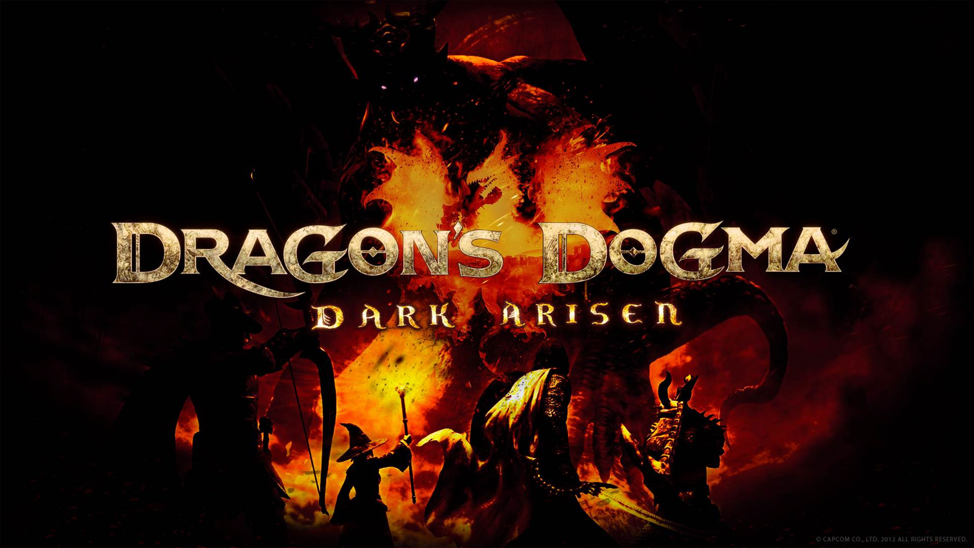 Dragon S Dogma Dark Arisen Wallpapers In Ultra Hd 4k Gameranx