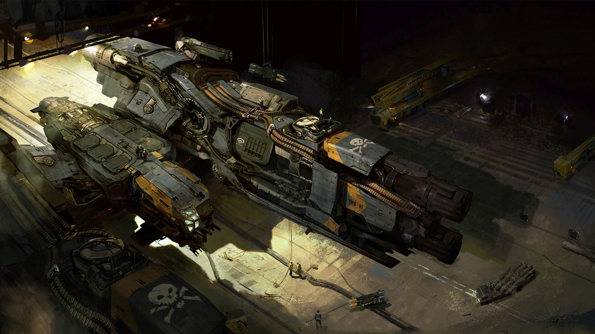 Dreadnought Wallpapers In Ultra