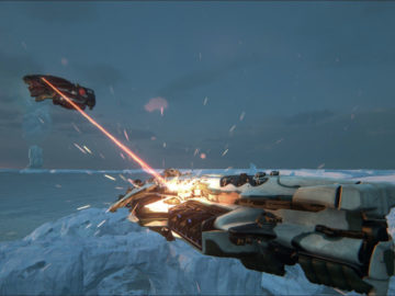Dreadnought Mercenary and Hunter Packs Content Revealed
