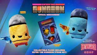 Enter The Gungeon Out Tomorrow, Includes Rainbow Gun