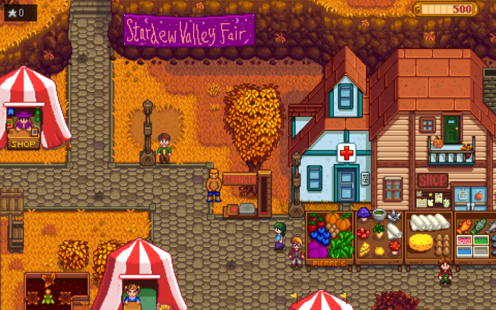 Stardew Valley All Festivals Guide Gameranx
