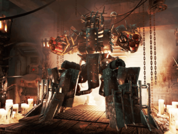 30,000 Automatrons Take On The Commonwealth In Epic Fallout 4 Battle