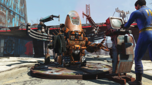 This Is One Of Fallout 4 Automatron's Robot Companions