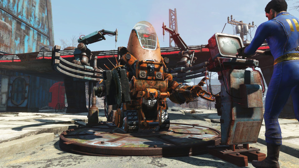 Fallout 4 Automatron DLC: Release Date And What We Know So Far