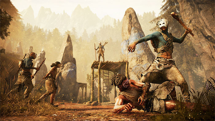 Far Cry Primal Wallpapers In Ultra HD