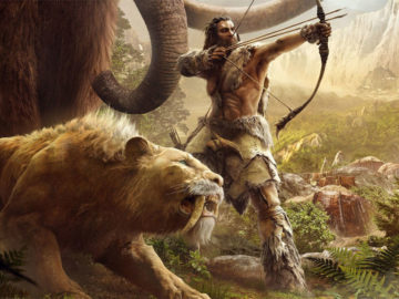 Far Cry Primal Wallpapers in Ultra HD | 4K