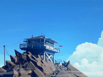 Daily Deal (PC): Snag Firewatch for Only $7.99 On GOG