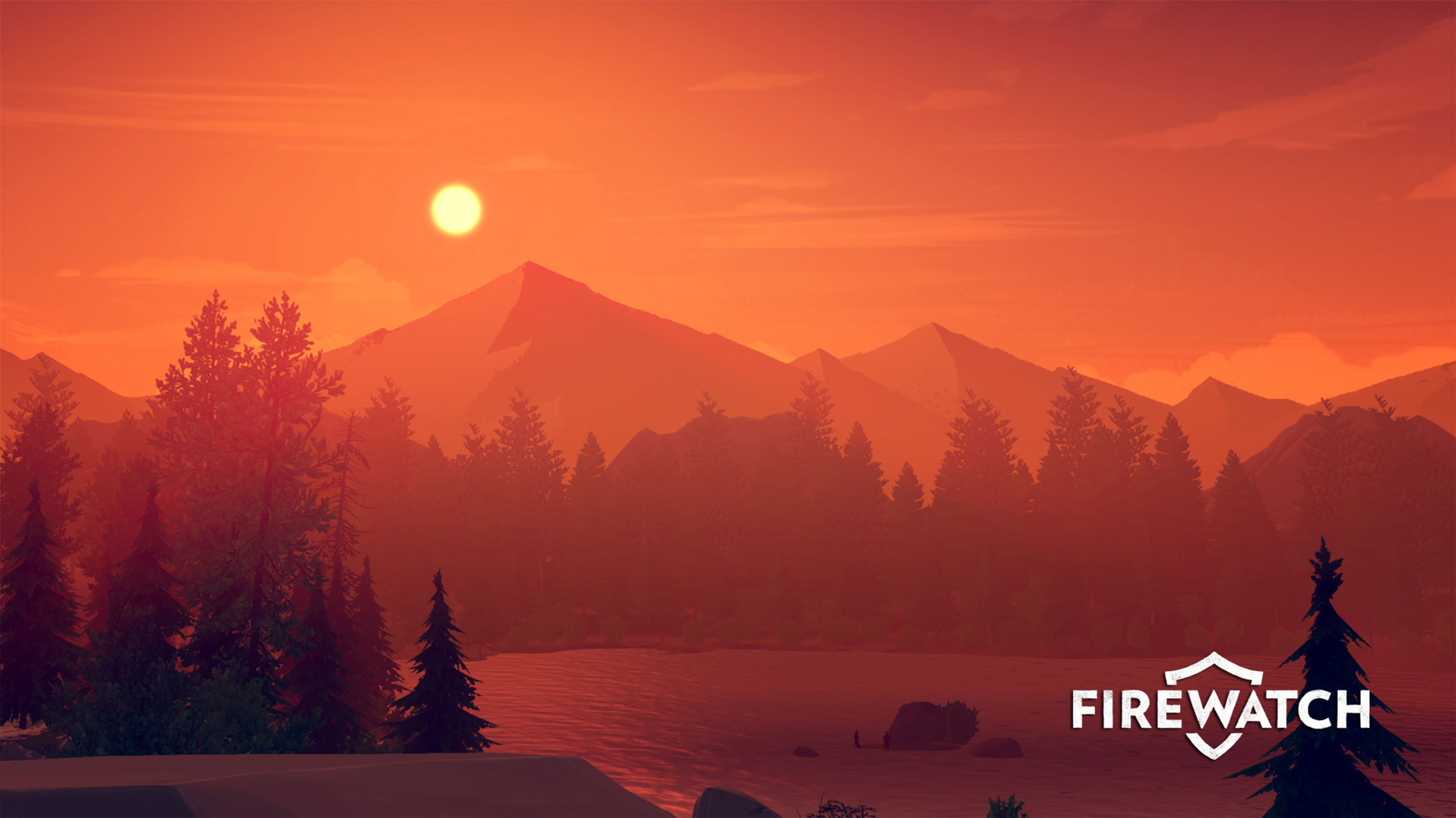 4k Hd Wallapaper: Firewatch Wallpapers In Ultra HD