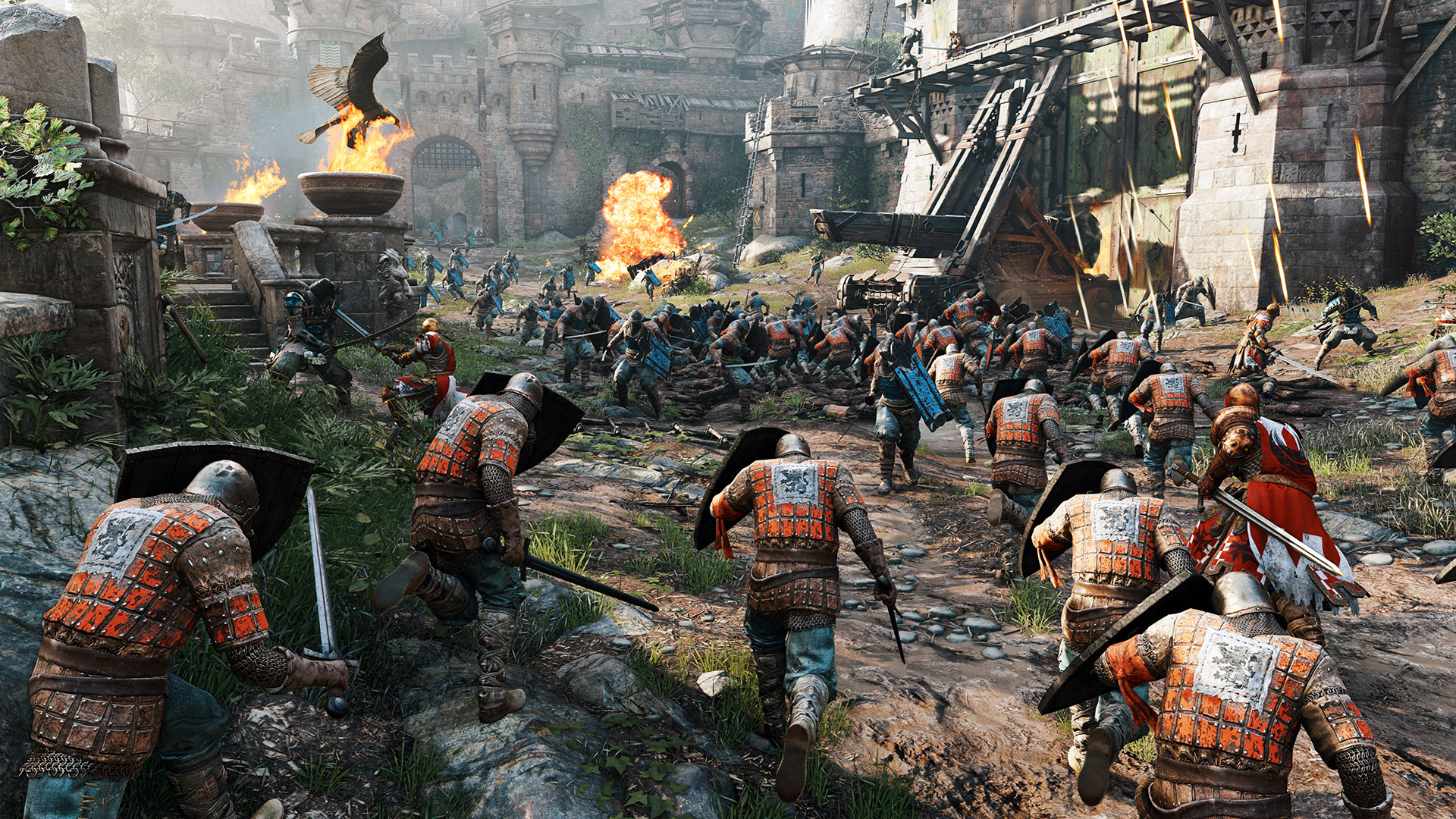 For Honor Viking Wallpaper: For Honor Wallpapers In Ultra HD