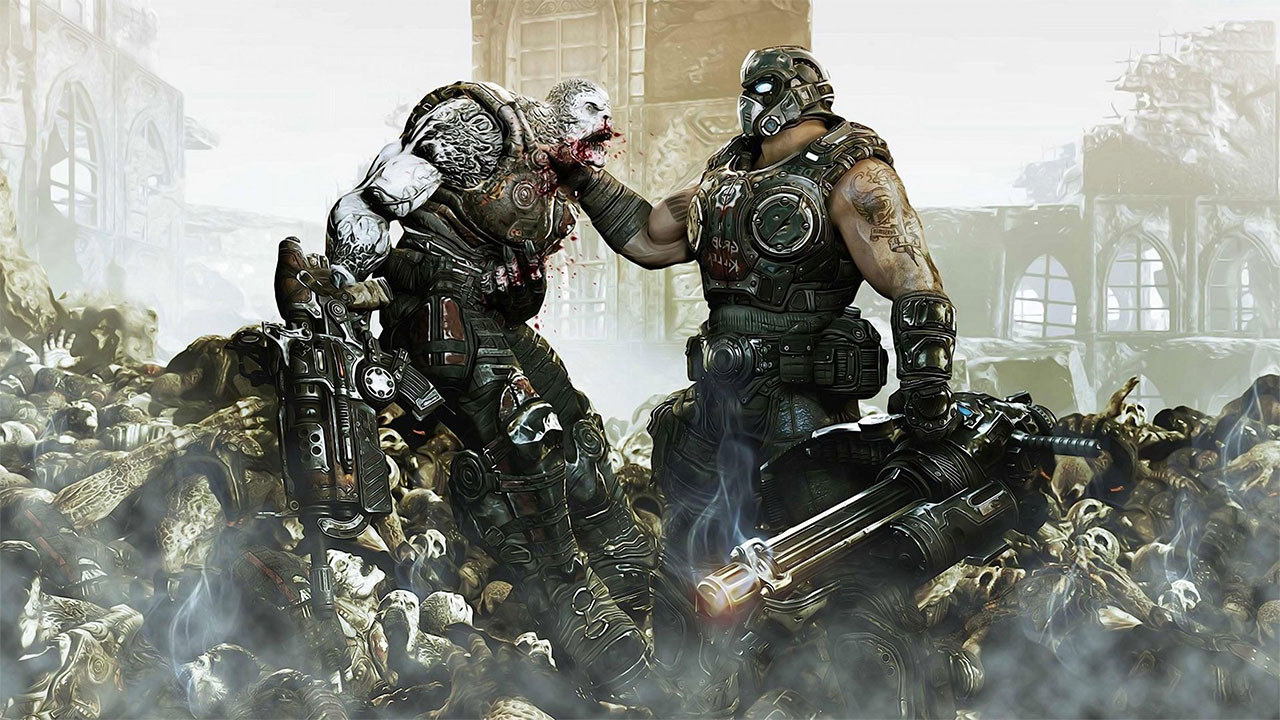 Gears Of War 3 Wallpapers: Gears Of War 4 Wallpapers In Ultra HD