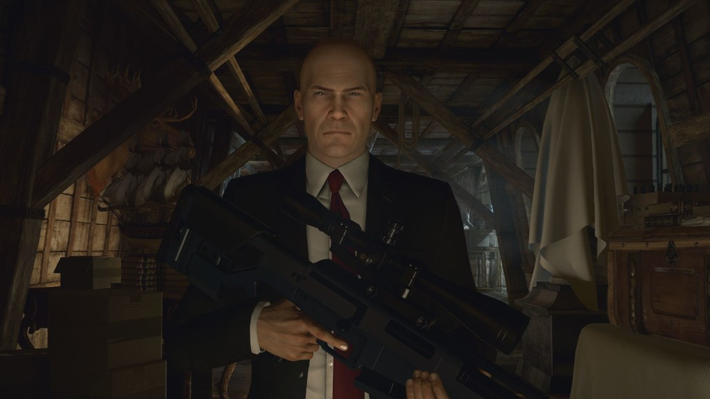 Hitman Heads For Italy As Episode Two Launch Trailer Revealed