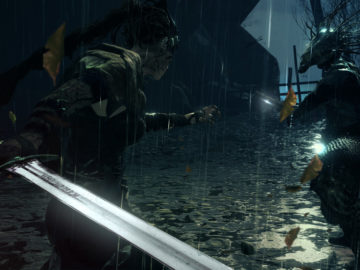Sony Releases 360° Trailer For Hellblade: Senua's Sacrifice
