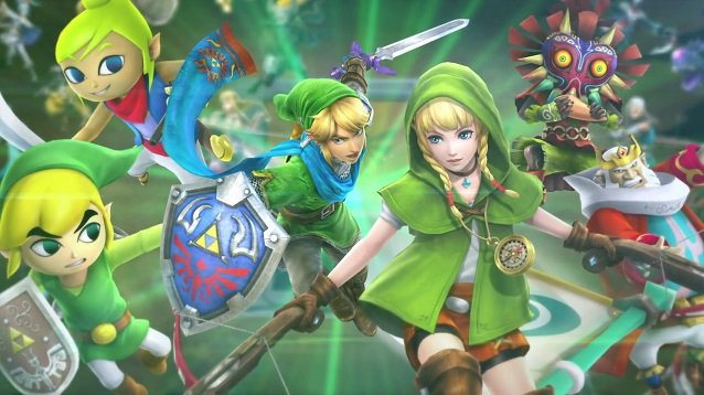 Hyrule Warriors Legends Characters Will Also Be Sold Separately On Wii U Gameranx
