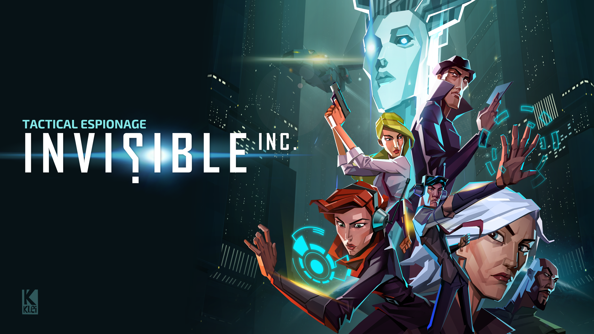 Leaked Intel Proves True! Invisible Inc. Releasing On PS4