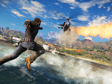 Daily Deal: Just Cause 3 Is 75% Off On Steam