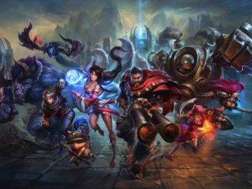League of Legends Achieve 100 Million Monthly Players Milestone