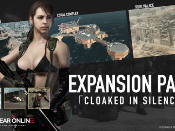 Metal Gear Online Cloaked-in-Silence