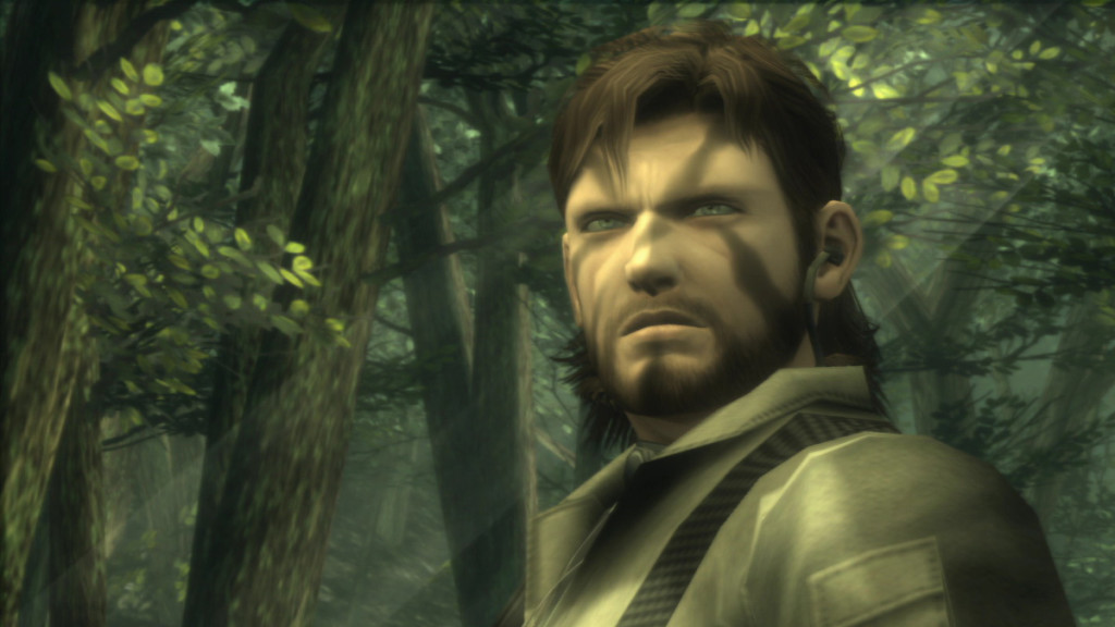 Metal Gear Solid 3 Snake Big Boss