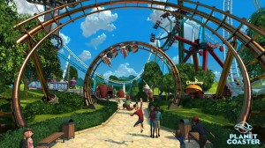 Planet Coaster Art Director Unleashes Astonishing Detailed Footage