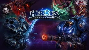 Heroes of the Storm Receiving One Lane Battleground