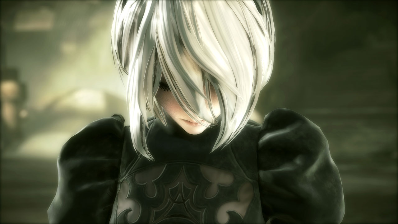 Nier Automata 720 Wallpaper Odyssey Onslaught Guide