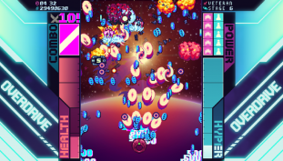 Super Galaxy Squadron EX Review: The Simplest Way to Shoot 'Em All Up