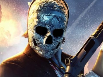 Payday 2 Jimmy mask