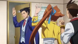 Ace Attorney 6 Prologue Explains Why Phoenix Went To Kurain