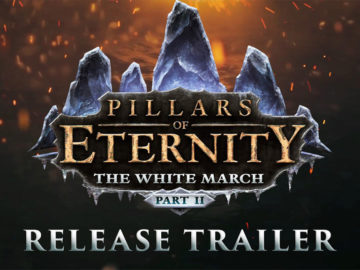 Pillars of Eternity The White March Part II Wallpapers in Ultra HD | 4K